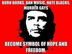 Symbol of freesom.