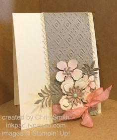 Peachy Keen by inkpad - Cards and Paper Crafts at Splitcoaststampers