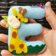 Lettere Felt Ornaments, Felt Garland, Felt Decorations, Felt Toys, Felt Art, Fabric Dolls, Needle Felting, Felt Clutch, Kids Rewards