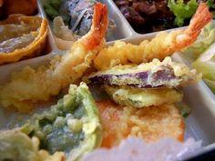 Receta Entrante : Tempura, fritura rápida de verdura por Kadrian