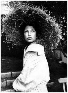 Linda Evangelista Photo Karl Lagerfeld 1993   © Pleasurephoto Room