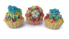 decor soap soap decor Soap favors cupcake by NicoleRoyalCreations