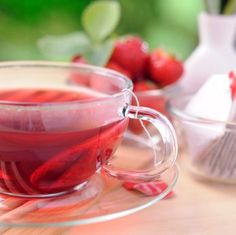 Strawberry Tea Recipe on Yummly