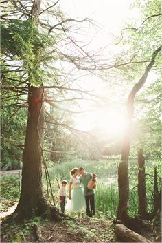 This beautiful session by Joy Prouty from Wild Flowers Photography