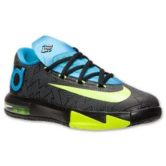 4813b38de2b0  Nike Boys  Grade School KD VI Basketball Shoes