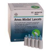Ames Minilet Lancets - £45.88 #diabetes