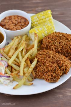 Slimming Eats KFC style feast Fakeaway Night - Slimming World and Weight Watchers friendly Slimming World Fakeaway, Slimming World Dinners, Slimming World Breakfast, Slimming World Diet, Slimming Eats, Slimming World Recipes, Vegetarian Recipes, Cooking Recipes, Healthy Recipes