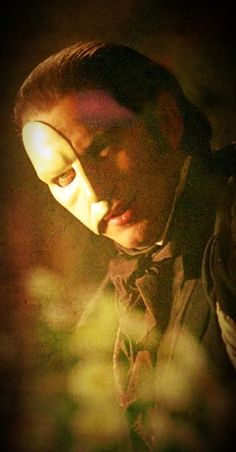 I bet none of you knew that Gerard Butler played the phantom in the newer phantom of the opera.