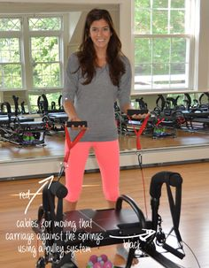 The Lagree Fitness workout--what to expect from your first class and an intro to the megaformer