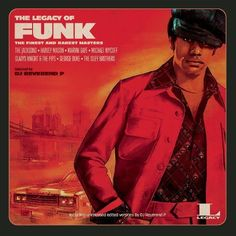 The Legacy of Funk [Sony Music] [LP] - Vinyl