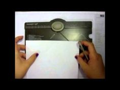 How to use the Envelope Punch Board | Stampin Up | We R Memory Keepers