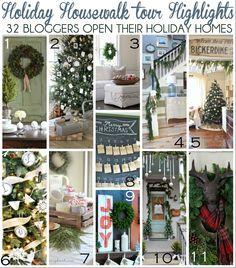 Jenn Rizzo's Holiday Housewalk tour Highlights