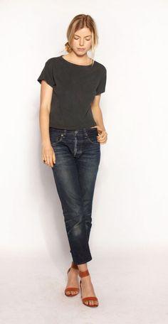 Jeans @Imogene Threadgood + willie