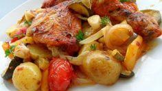 Vynikající řezy – FLORIDA – RECETIMA Naan, Potato Salad, Food And Drink, Potatoes, Ethnic Recipes, Low Carb, Advent, Mint, Cucumber Salad