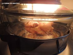 La cuisine en amateur de Maryline: Poulet rôti au four cyclonique