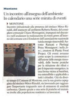 dal Corriere, INCONTRO ALL'INSEGNA DELL'AMBIENTE E EVENTI GREEN  @Ecodallecitta @2EWWR @EnviInfo @eHabitatit @menoRifiuti