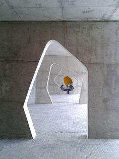 architectureland:  Secondary School, Braamcamp Freire Pontinha - CVDB ARQUITECTOS