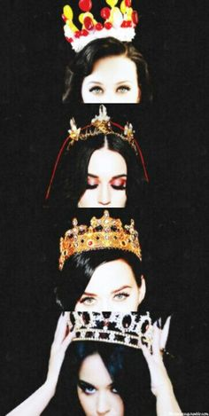 Oh myy gosh! That is awesome!! Katy Perry Crowns!