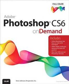 Need answers quickly? Adobe Photoshop CS6 on Demand provides those answers in a visual step-by-step format. We will show you exactly what to do through lots of full color illustrations and easy-to-follow instructions.