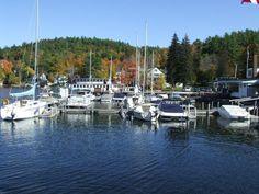 Lake Sunapee photo, picture, image (New Hampshire) at ...