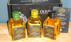 Italian Olive Oil from Tre Olive + Giveaway | http://twoclassychics.com/2014/01/italian-olive-oil-products-from-tre-olive/