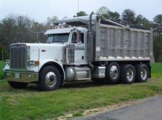 2006 Peterbilt 379 EXHD Tandem Axle Dump Truck for sale in ...