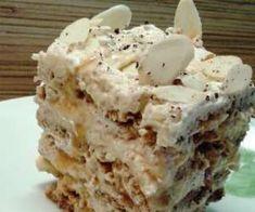 Krispie Treats, Rice Krispies, Cake Recipes, Dessert Recipes, Desserts, Food Cakes, Food And Drink, Ice Cream, Baking