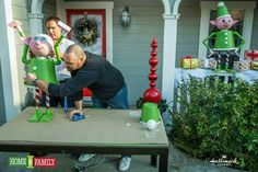 DIY Elf from Hallmarks Home & Family channel
