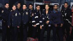Left to right- Sully, Faith, Ty, Bosco, Jimmy, Carlos, Kim, Doc, and Bobby…
