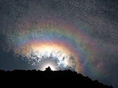So pretty! I love my board Nature's Rainbows and halos!