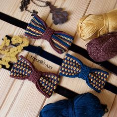 65 trendy wedding suits men casual bow ties wedding new wedding suits men blue navy 59 ideas wedding Bow Tie Wedding, Wedding Suits, Trendy Wedding, Wedding Dresses, Crochet Bow Ties, Gato Crochet, Planning A Small Wedding, Bohemian Men, Tie Crafts