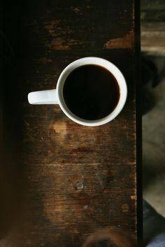 wake-up coffee...