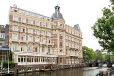 Built in the century and therefore the oldest hotel of Amsterdam, the NH Collection Amsterdam Doelen is a boutique style hotel located along. Visit Amsterdam, Amsterdam City, Amsterdam Travel, Amsterdam Netherlands, Best Flight Deals, Dam Square, Van Gogh Museum, Medieval Town, Portugal Travel