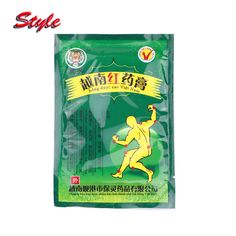 16 Piece/2 Bags Vietnam Red Tiger Balm Plaster Pain Stiff Shoulders Pain Relieving Patch Relief Health Care Product Tiger Balm
