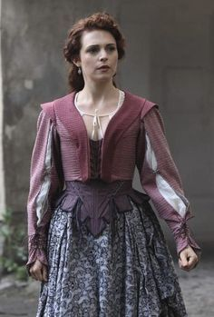 Constance. The Musketeers (BBC Drama). Gryffindor. One of the few in this whole story. She'll give anything for those she loves.