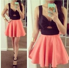 Este vestido lo podes encontrar en cualquier tipo de mall en todo moda o shoping girls