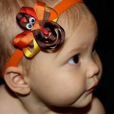 Turkey Head Band