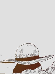 Straw Hat - so much in one little object, since it symbolizes sho much if life this as a tattoo but only if I incorporate it with my children's tattoo
