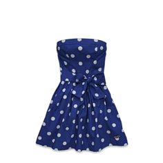 Arch Bay Dress    Hollister