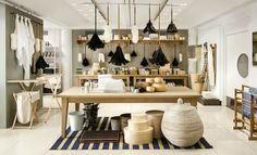 Jasper Conran rejuvenates the Conran Shop in London& Marylebone neighborhood, which was founded by his father, British tastemaker Sir Terence Conran