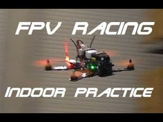 Follow APOLLO and help us change the drone world. FPV Racing Indoor Practice