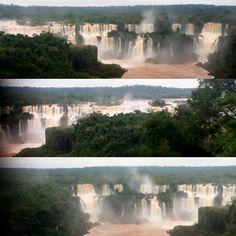 Iguassu Falls, Brazil Side
