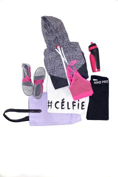 270c9fefd748 What s In Your Gym Bag. Nike Pros Sports ...
