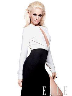 """Gwen Stefani, Nicks favorite """"famous"""" lady lol (:"""