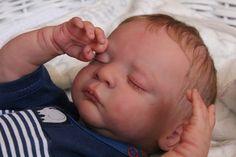 Custom reborn Noa Reborn Doll Kit - by Gudrun Legler #reborn #rebornbaby #reborndoll #rebornbabydoll #fakebaby #baby #reborncommunity #reborns #rebornartist #dollsofinstagram #dollphotography #camellyncreations #ooak #ooakdoll