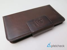 awesome Review - Bugatti BookCover Amsterdam - iPhone 6 & 6Plus Book-Case aus Leder mit Vintage-Look