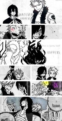 Fairy Tail : Rogue and Sting
