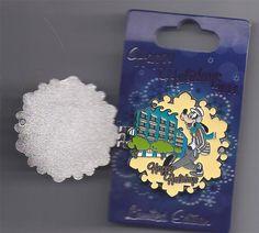 Disney 2014 WDW Happy Holidays Boardwalk Resort Goofy Hinged Pin LE 750 New