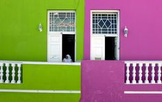 Colorful Bo Kaap
