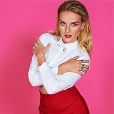 New Photoshoot Of Little Mix Perrie Edwards 2015